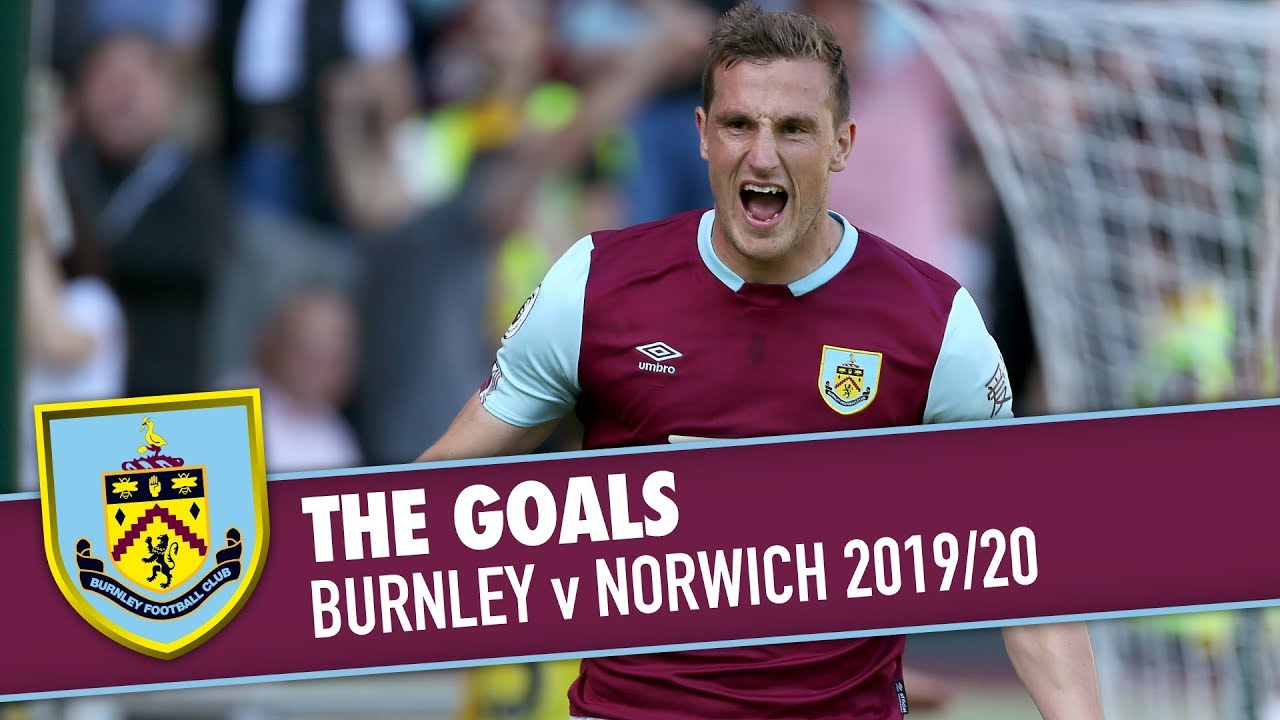 CHRIS WOOD ON FIRE ???? | THE GOALS | Burnley v Norwich 2019/20