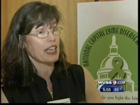ILADS WUSA9 Lyme disease story