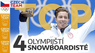 TOP: 5 olympijských snowboardistů