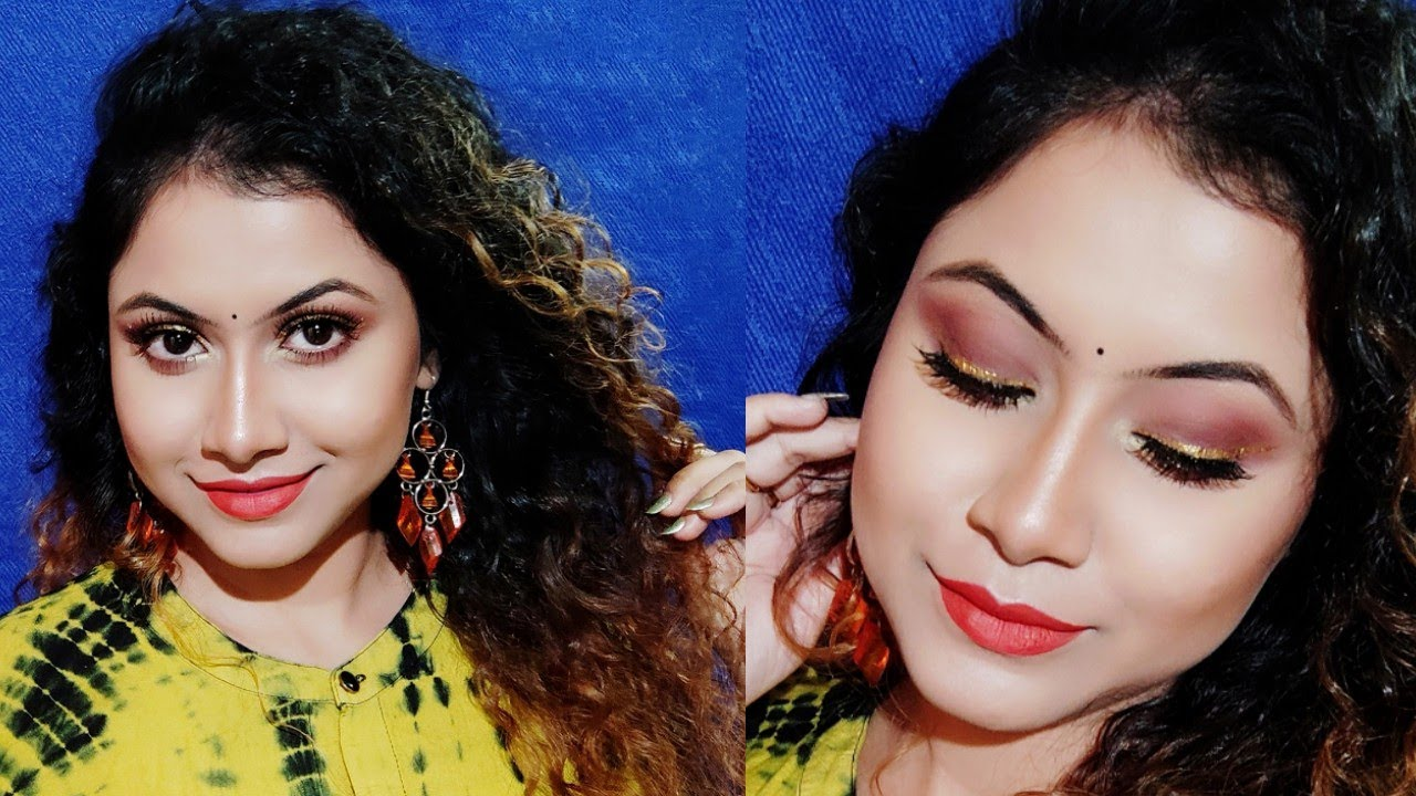 Bakra-Eid & Raksha Bandhan Special Makeup Look | Festive Makeup Tutorial