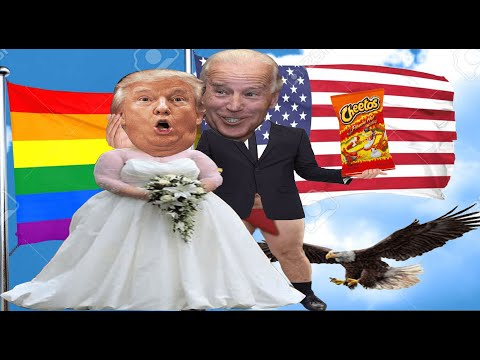 Professional Narrator Tries to Read Trump x Biden Fan Fictio