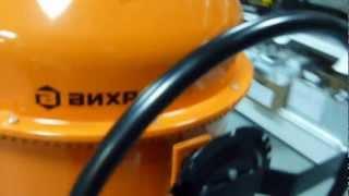 бетономішалка вихор БМ-125