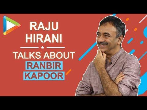 """""""What attracted me to make SANJU was..."""": Raju Hirani"""