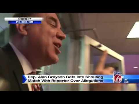WKMG Alan grayson assault allegations