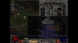 Crafting First Enigma of the Season - Diablo 2
