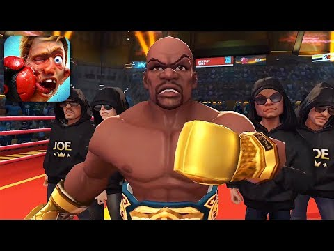 Boxing Star - Gameplay Trailer (iOS, Android)