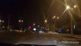 Часть 8, Ночная Астана, Гид - по ул. Тауелсиздик-Ташенова, Встреча.