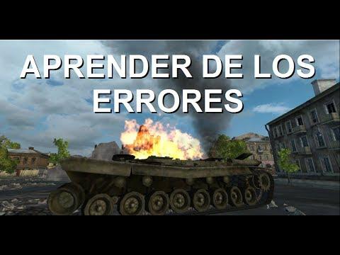 World of tanks espa ol aprender de los errores youtube - Limpiador de errores gratis ...
