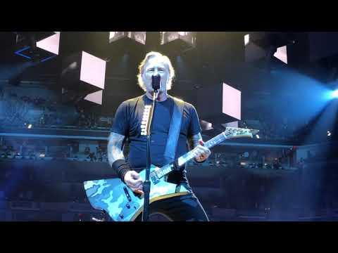 Crystal - VIDEO:  Metallica Indianapolis 3.11.19 Seek & Destroy / Ride The Lightening