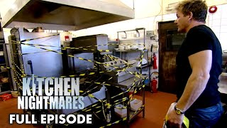 Gordon Ramsay Closes Off Kitchen Due To DISGUSTING Standards | Kitchen Nightmares