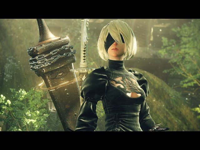 NieR Automata  - Trailer d'annonce PGW