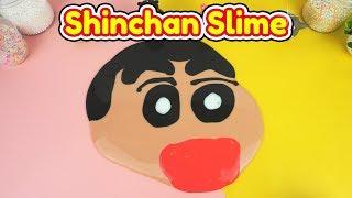 Cara Membuat Shinchan Slime | Crayon Shinchan Slime Tutorial
