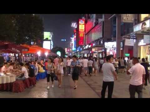 Changsha China Travel Documentary