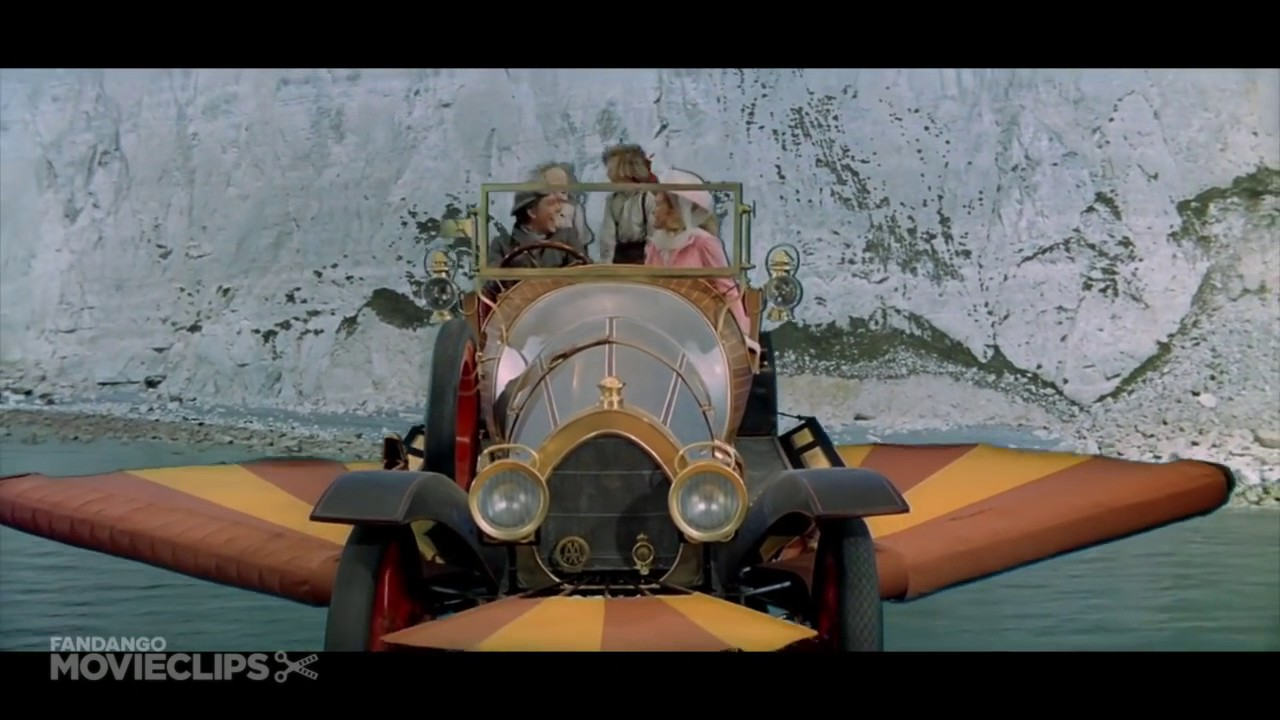Image result for chitty chitty bang bang flying