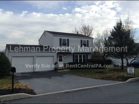 Central PA Homes for Rent 3BR/1.5BA by Lehman Property Management