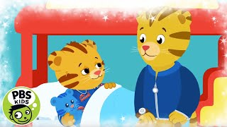 DANIEL TIGER'S NEIGHBHORHOOD | When You're Sick, Rest is Best (Song) | PBS KIDS