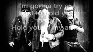 ZZ Top- Dont Tease Me (lyrics)