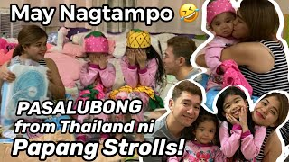 Pasalubong ni Papang! May Nagtampo | Melason Family Vlog