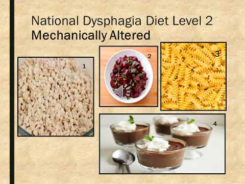 dysphagia 2 diet recipes
