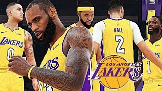 """The Lakers Highlights 