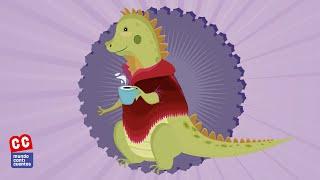Canticuentos - La Iguana y El Perezoso (Letra)