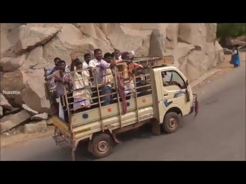 India/ Hampi (1440-1540 Second largest city in the world after Peking)Part 68