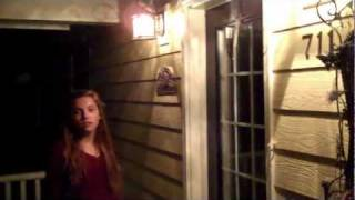 The Haunting of Sunshine Girl - The Haunted House Visit Part 1
