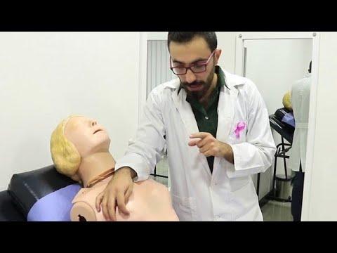 شرح مبسط للفحص الذاتي للكشف المبكر عن سرطان الثدي