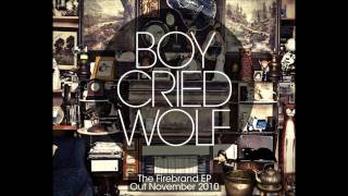 Boy Cried Wolf - No Comfort From Your Skin