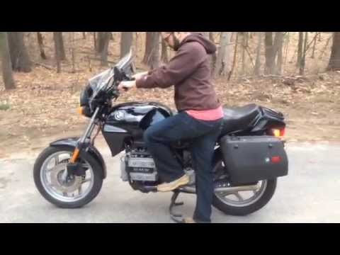 1986 bmw k75 start and run youtube. Black Bedroom Furniture Sets. Home Design Ideas