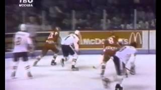 Кубок Канады 81 финал Канада - СССР 1