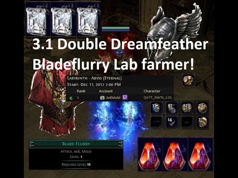 [3.1] The Uber Lab Farmer I'm Using To Take Rank 1 in the Abyss League!