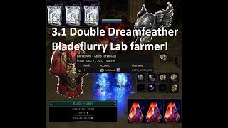 3.1 The Uber Lab Farmer  m Using To Take Rank 1 in the Abyss League