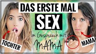 ERSTES MAL SEX! Muss ich es meinen Eltern sagen?! Unangenehmes Outing vor Mama | #MamaMittwoch