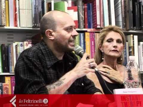 """Max Pezzali, Paola Vinciguerra, Daniela Belotti: """"Instant therapy"""" - LaFeltrinelli"""
