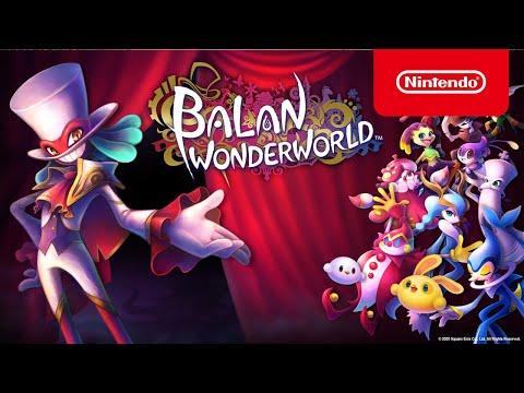 Balan Wonderworld - A Hero Or Two Trailer - Nintendo Switch