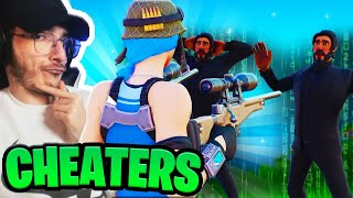 Je TUE des CHEATER *tricheur* sur FORTNITE ( Best Epic & Funny moments )