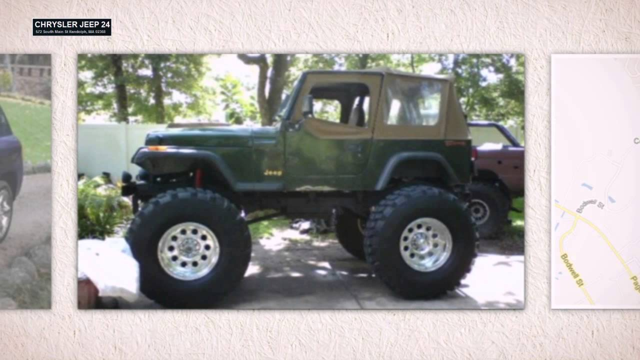 Jeep Dealers Stoughton MA YouTube - Chrysler dealers in ma