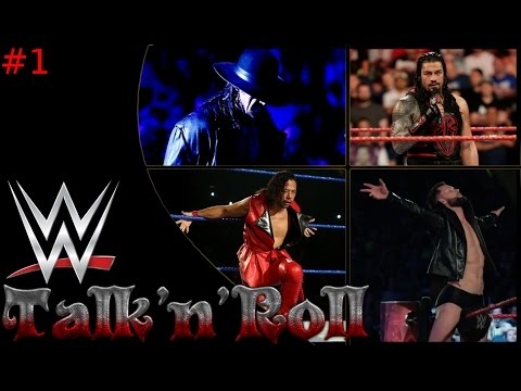 [WWE: Talk'n'Roll #1] Wrestlemania y el post RAW y SmackDown!