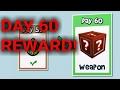 BLITZ BRIGADE DAY 60 REWARD! WOW! :D