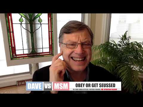 Dave Vs. The MSM: Obey Or Get Seussed