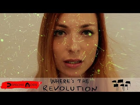 Depeche Mode - Where's the revolution [Cover by Lies of Love]