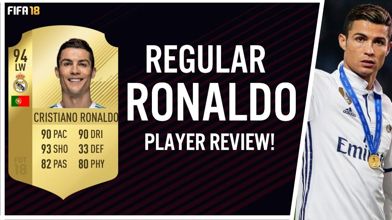 Fifa  Cristiano Ronaldo  Player Review Fifa  Ultimate Team