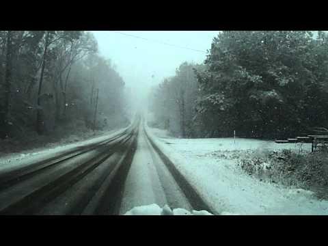 Snow Arp, Tx January 9, 2011