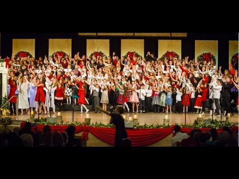 """Trinity Classical Academy's Christmas Concert Followed By """"Miracle On Main St."""""""