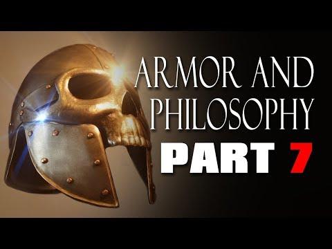 ARMOR AND PHILOSOPHY #7 Skull Helmet Timelapse Build