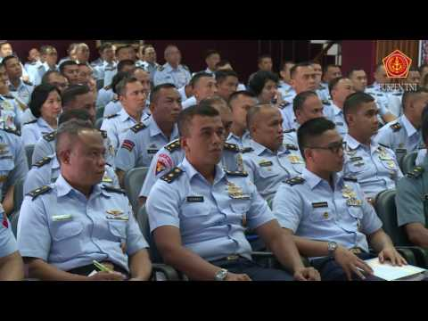 Panglima TNI : Pemimpin TNI Melalui Pendidikan Sesko Angkatan