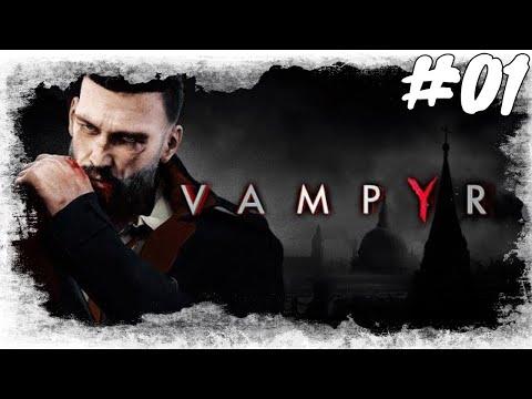 Lets Play Vampyr