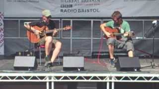 showhawk duo bristol harbour festival