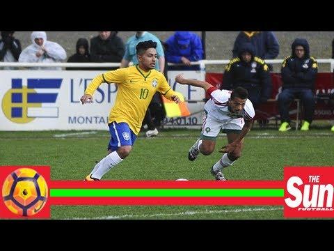 Real madrid reach agreement to sign brazilian wonderkid alan